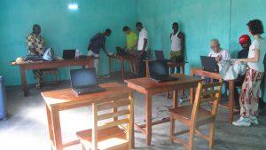 2013 - Lezione nel Laboratorio Cyber (2)