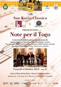 Concerto ottobre 2019