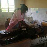 Il primo utilizzo dell'elettrocardiografo